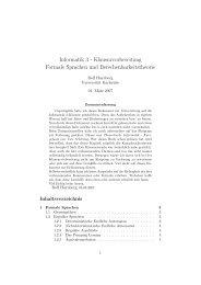 Informatik 3 - Klausurvorbereitung Formale ... - next-internet.com
