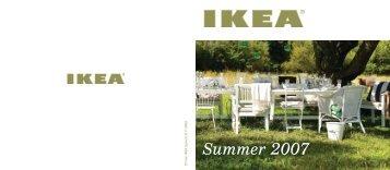 Summer 2007 - Ikea