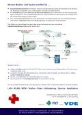 NetSystem MediSec LAN Flyer - Page 2