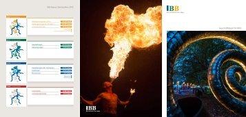 Geschäftsbericht 2012 - IBB