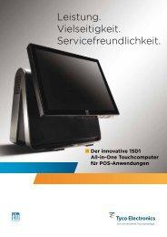 15D1 Touchcomputer - Elo TouchSystems
