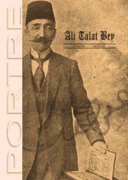 ALİ TALAT BEY Dr. Aras Neftçi - İSTANBUL (1. Bölge)