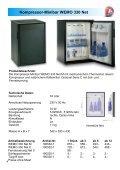 Minibar CH 2013 - WEMO Geräte AG - Seite 4