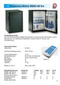 Minibar CH 2013 - WEMO Geräte AG - Seite 5