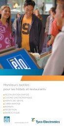 Restaurant - Elo TouchSystems