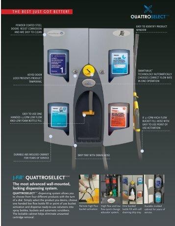 J-Fill® QUATTROSELECTTM/MC
