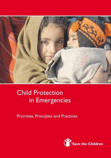 Child Protection in Emergencies - University of Essex