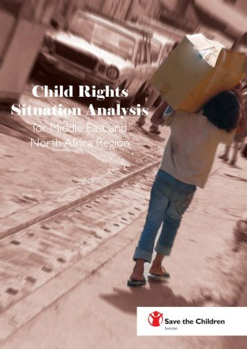 Child Rights Situation Analysis for Middle East and North Africa ...