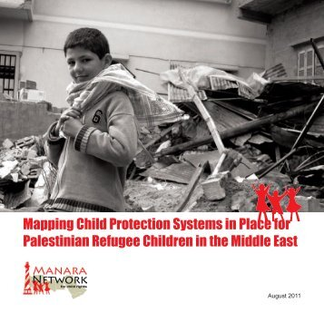 Mapping Child Protection Systems in Place for Palestinian Refugee ...
