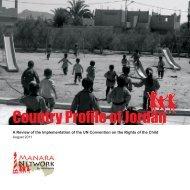 Country Profile of Jordan - International Bureau of Children's Rights