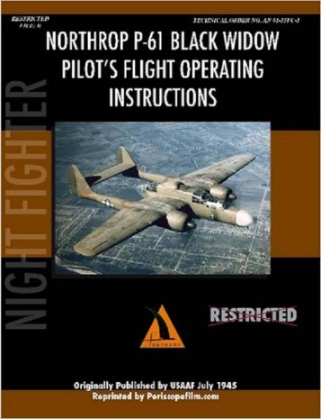 Pilots notes