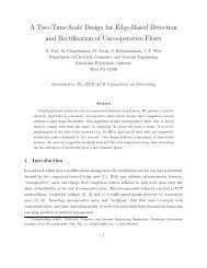 A Two-Time-Scale Design for Edge-Based Detection and ...