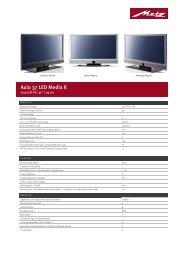 Axio 37 LED Media R - Metz