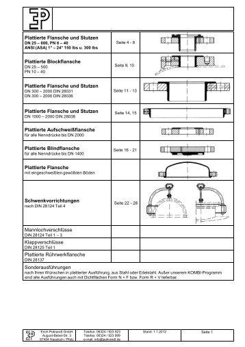Katalog - Erich Pokrandt GmbH
