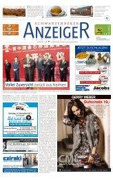 AUS SCHWARZENBEK - Gelbesblatt Online