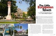 The Little European Town