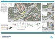 Två planscher Viggbyholmsvägen - SL