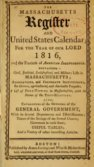 A pocket almanack, for the year ... : calculated for the use of the state ... - Page 5