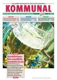 Getränkesteuer: Eine unendliche Geschichte ist aus