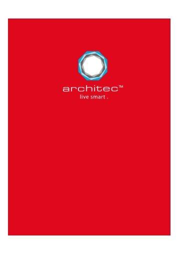 Katalog Architec - Jaehn.org