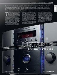 SA-11S3 + PM-11S3 - Audio