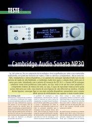 Cambridge Audio Sonata NP30