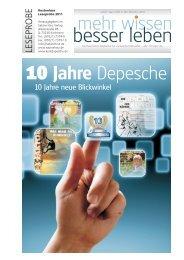 """10 Jahre """"mehr wissen - besser leben"""" - Sabine Hinz Verlag"""