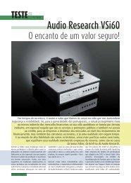 Audio Research VSi60