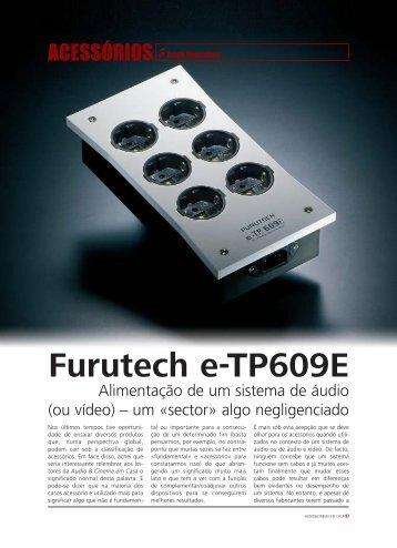 Furutech e-TP609E