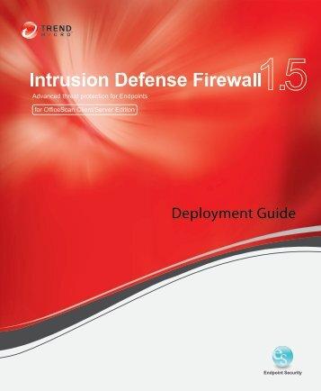 Intrusion Defense Firewall 1.5 Deployment Guide - Online Help ...
