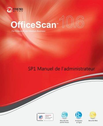 Le client OfficeScan - Trend Micro