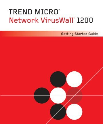 Network VirusWall 1200 Getting Started Guide - Online Help Home ...
