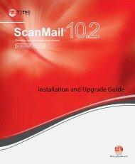 Installation with Exchange Server 2003 - Online Help Home - Trend ...
