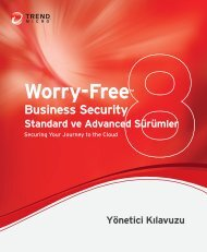 Worry-FreeTM - Trend Micro