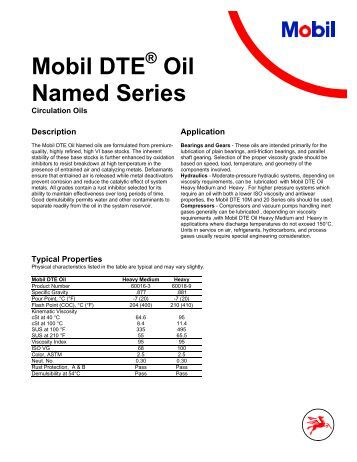DTE Named Series - Parsian Super Lubricants