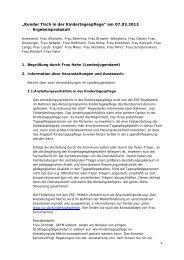 Protokoll vom 07.03.2013