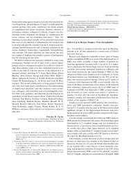 Follow-Up in Herpes Simplex Virus Encephalitis - Clinical Infectious ...