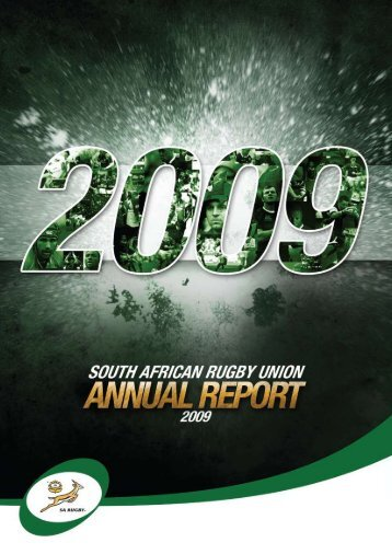 Annual Report 2009 - SuperSport