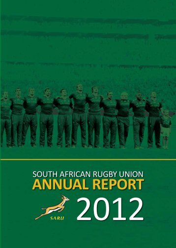 ANNUAL REPORT - SuperSport