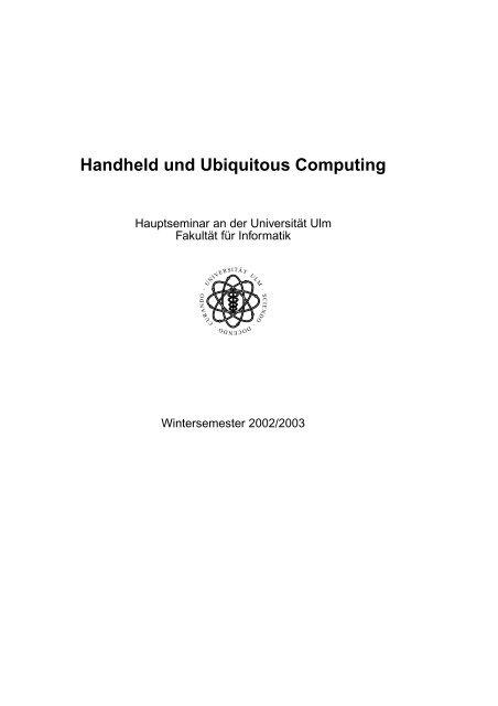 PDF-Format - Prof. Dr. Alexander Keller - Universität Ulm