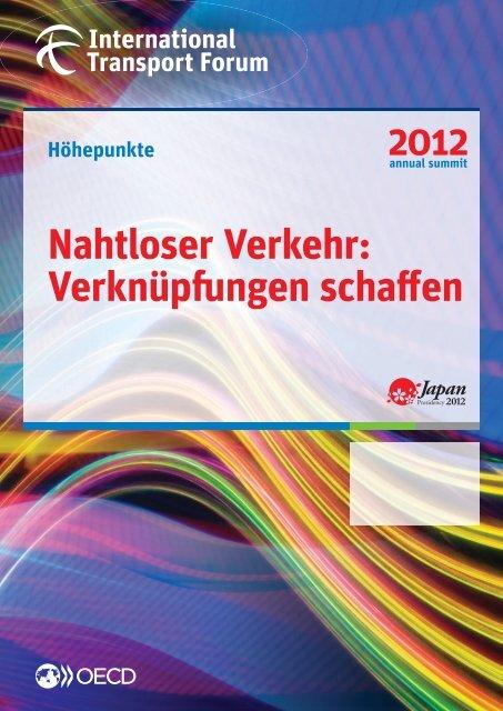 3. Mai - International Transport Forum