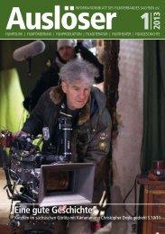 Download Ausgabe 1/ 2013 - Filmverband Sachsen eV