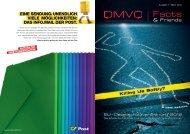 DMVÖ - Facts & Friends, Ausgabe 1, März 2012 - dialogic Dialog ...