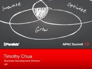 Timothy Chua - Parallels