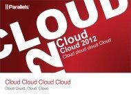Cloud Cloud Cloud Cloud - Parallels