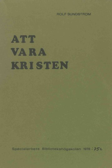 1978 nr 75.pdf - BADA - Högskolan i Borås