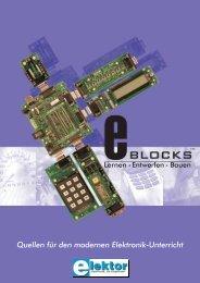 Quellen für den modernen Elektronik-Unterricht