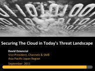 [PDF] Day1 8 Symantec David Dzienciol - Parallels