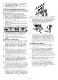 Washing Machine Lavatrice Skalbimo mašina WNF ... - Blomberg - Page 3