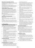 Washing Machine Lavatrice Skalbimo mašina WNF ... - Blomberg - Page 5